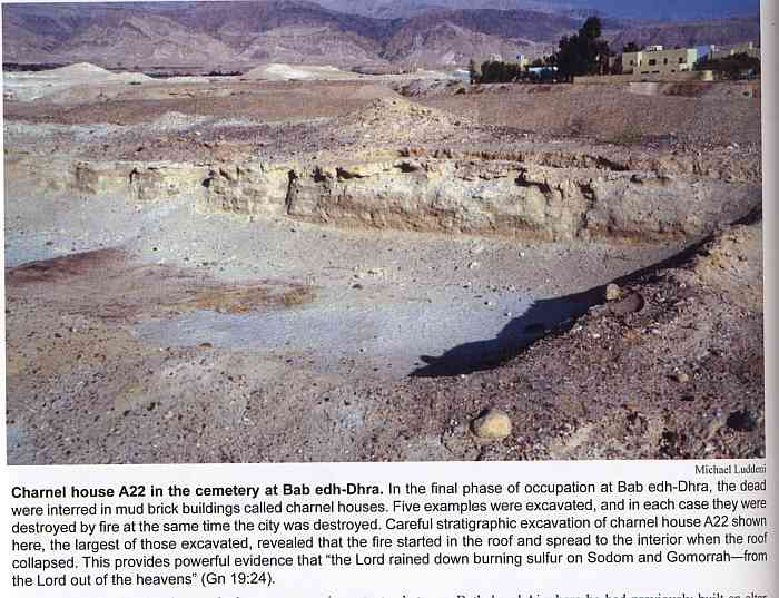 Biblical Sodom and Gomorrah found !